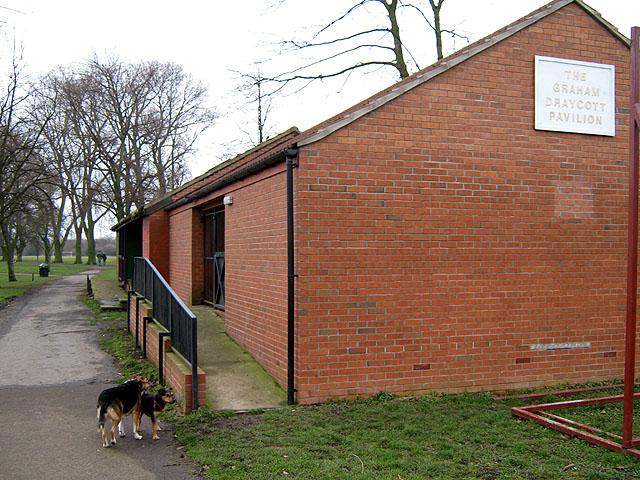 The Graham Draycott Pavilion