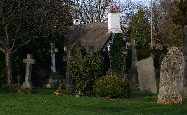Oram Cottage in Knighton, Leicester