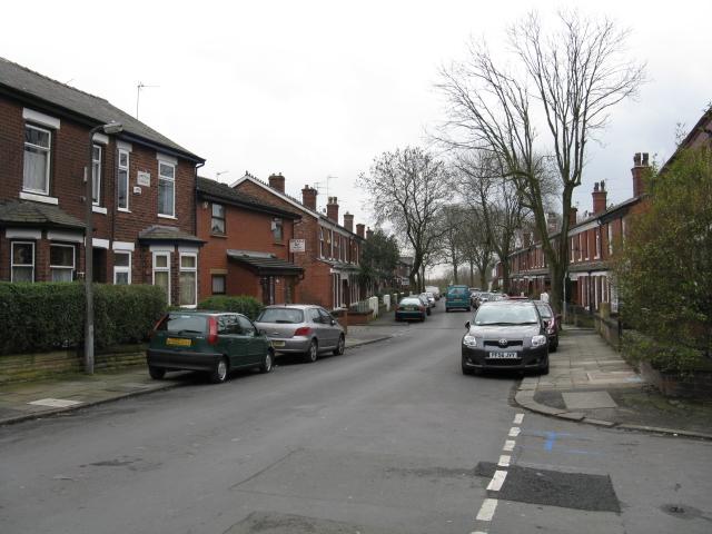 Gardner Road, Prestwich