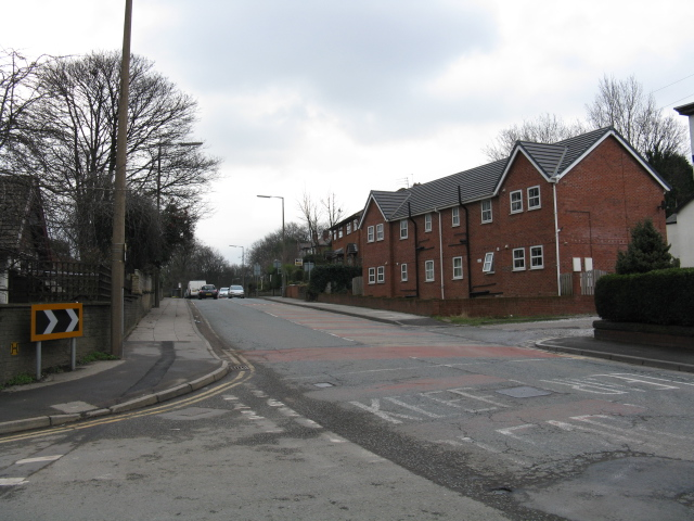 Rainsough - Hilton Lane