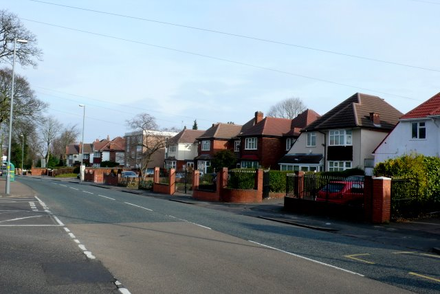 Yardley Wood Rd
