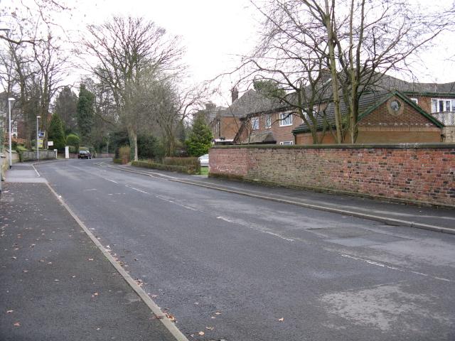 Kersal - Vine Street