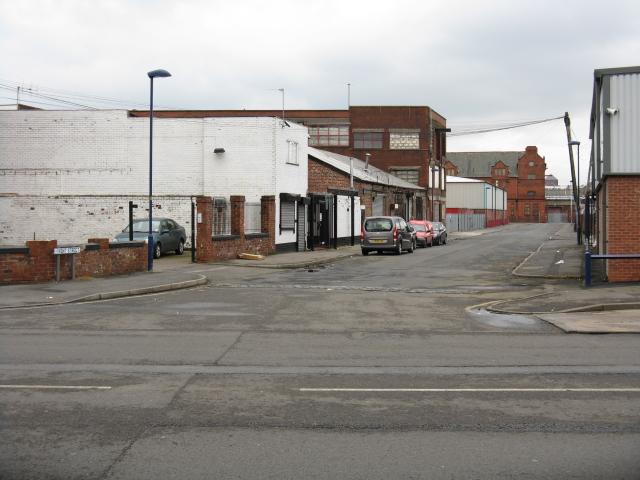 Lower Broughton - Kent Street