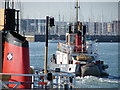 SU6200 : Portsmouth tugboats : Week 8