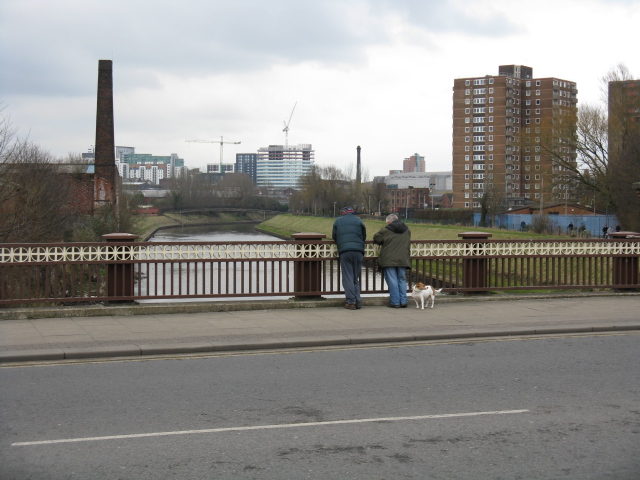Watching The Irwell