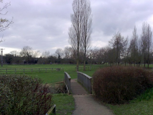 Small Footbridge, Buckingham