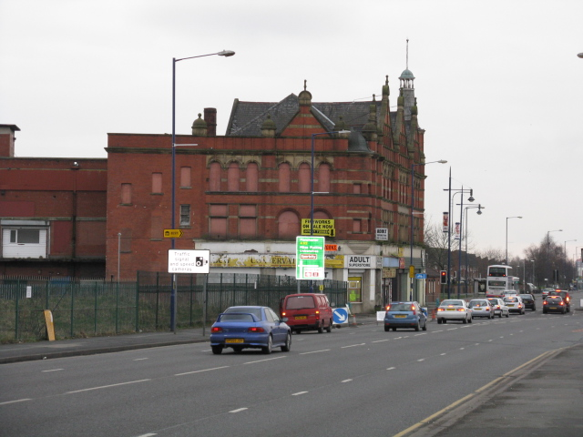 Former Co-operative Department Store, Newton Heath