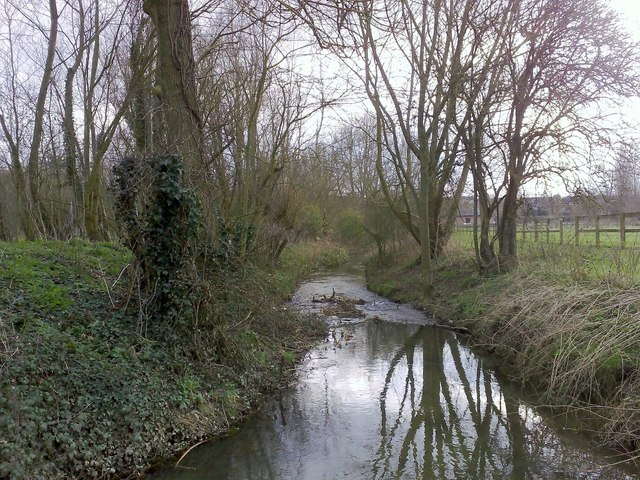 A Small Tributary, River Ouse