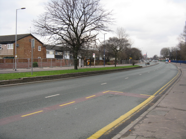 Miles Platting - Oldham Road