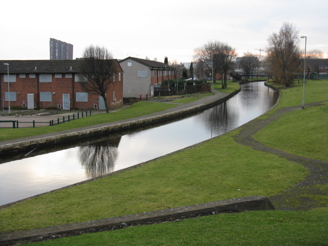 Rochdale Canal at Butler Street, Ancoats