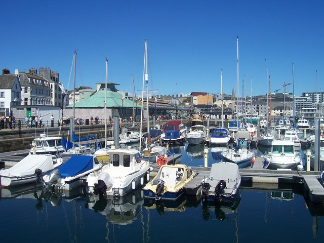 Plymouth : Sutton Harbour