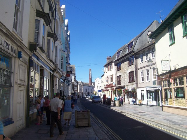 Plymouth Southside Street 169 Lewis Clarke Geograph Britain And Ireland