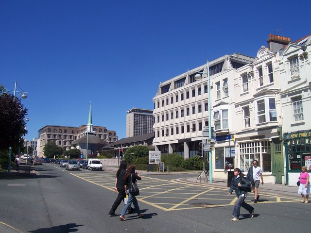Plymouth : Notte Street
