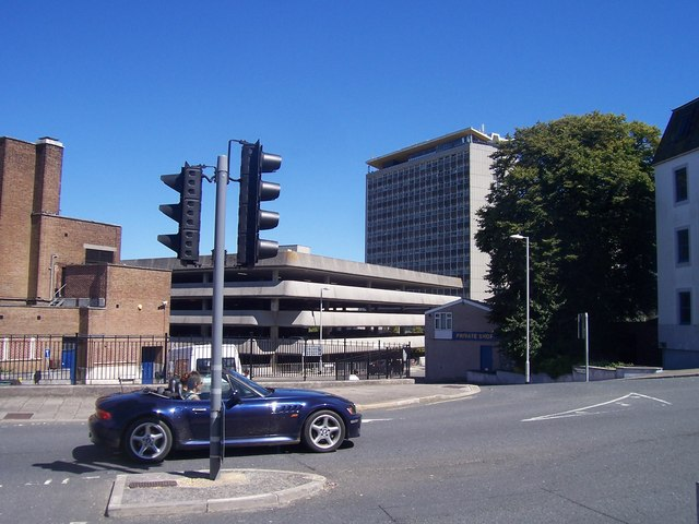 Plymouth : Princess Way & Notte Street