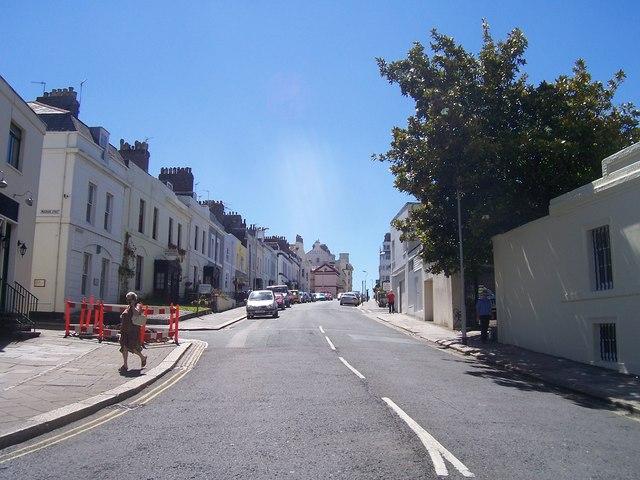 Plymouth : Athenaeum Street