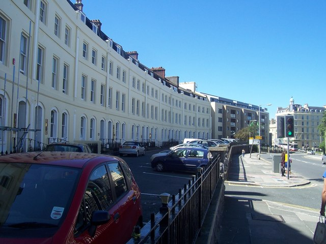 Plymouth : The Crescent