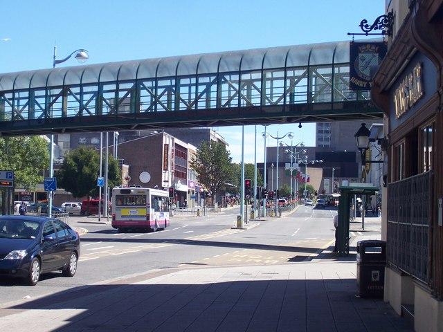 Plymouth : Union Street