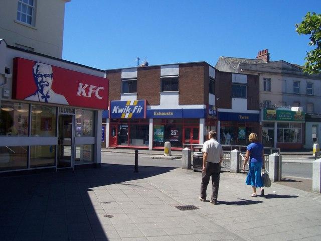 Plymouth : Martin Street