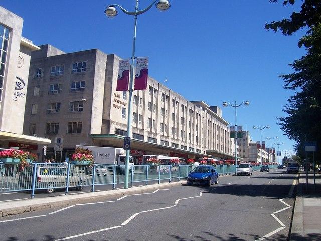 Plymouth : Royal Parade
