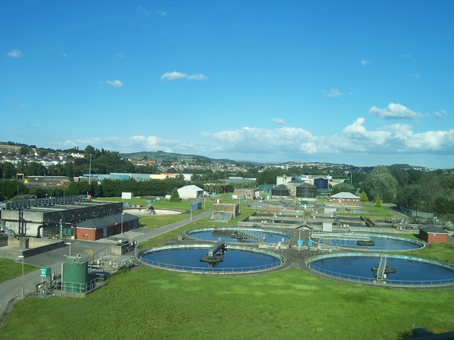 Plymouth : Plymouth Water Treatment Plant