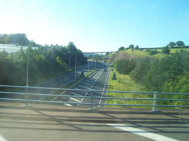 Exeter : The A30 Trunk Road