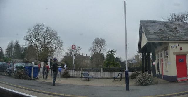 Sherborne : Sherborne Railway Station