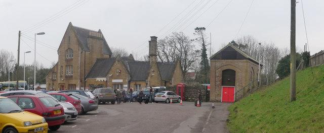 Crewkerne : Crewkerne Railway Station