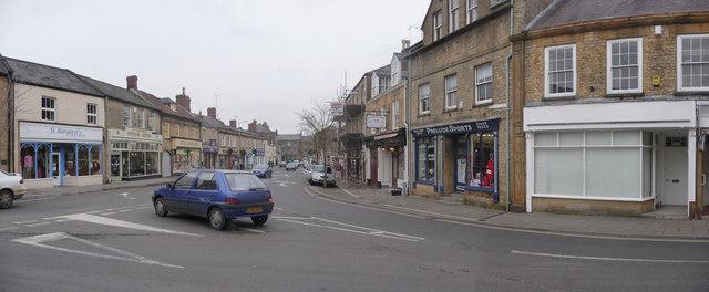 Crewkerne : Market Street
