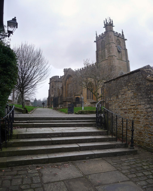Crewkerne : St Bartholomew's Parish Church