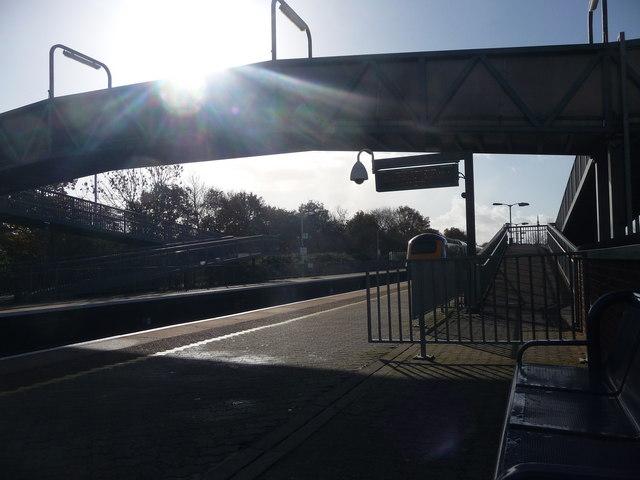 Mid Devon : Tiverton Parkway Railway Station