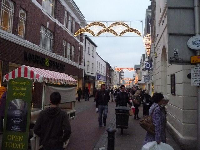 Barnstaple : High Street