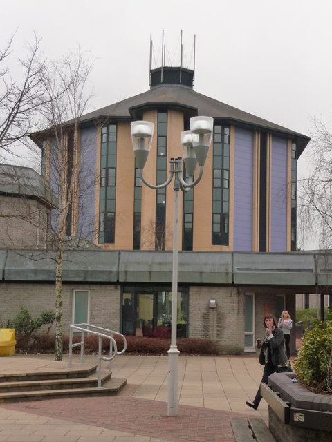 Bournemouth : Bournemouth University, Talbot Campus