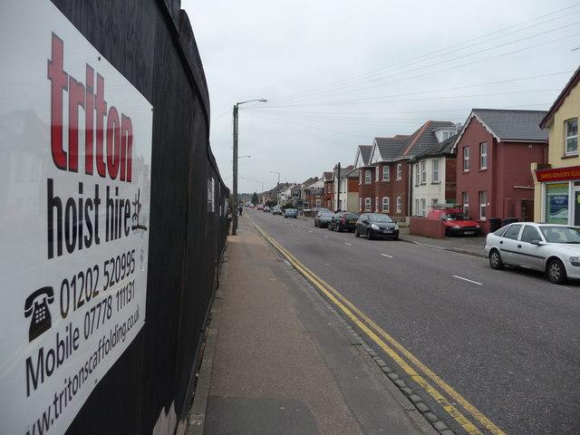 Bournemouth : Winton, Alma Road