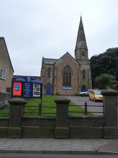 Crewkerne : St Peter's Roman Catholic Church