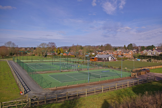 Ludlow Castle Bowling and Tennis Club