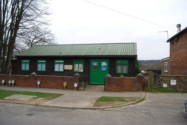 St Matthew's Scout Hut, Andrew Rd