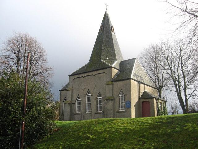 Blackness Church