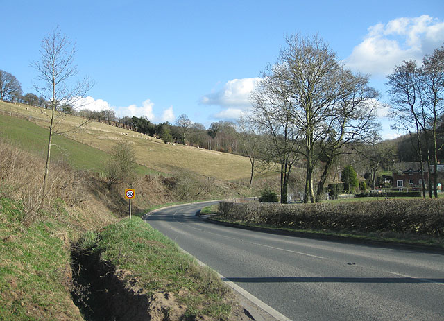 B4224 near Rattle Hill