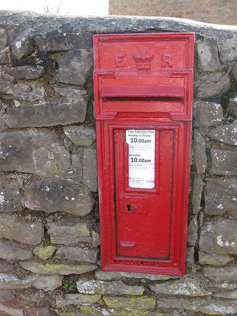 Edwardian postbox