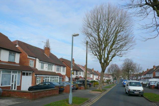 Runnymede Rd Sparkhill.