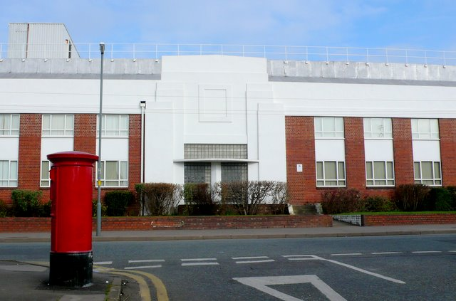 Art Deco Factory , Sparkhill