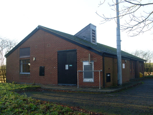 Telephone Exchange, Wing, Bucks