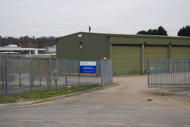 Tunbridge Wells North Wastewater Treatment Works