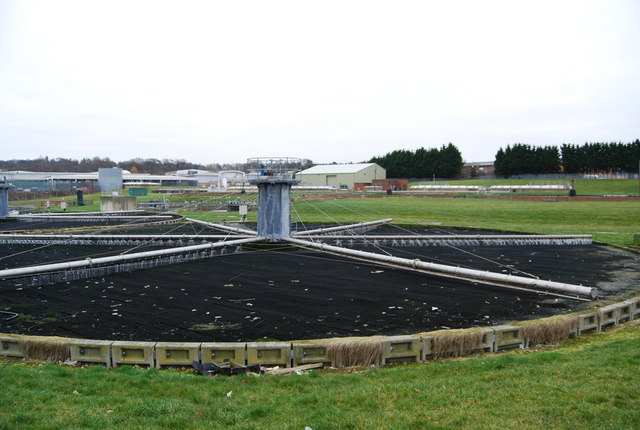 Tunbridge Wells North Wastewater Treatment Works (2)