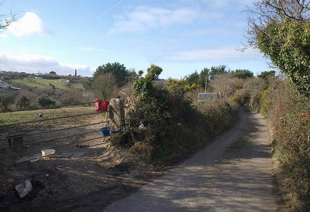 Lane to Tolskithy