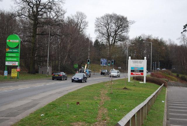 Longfield Rd, North Farm Estate
