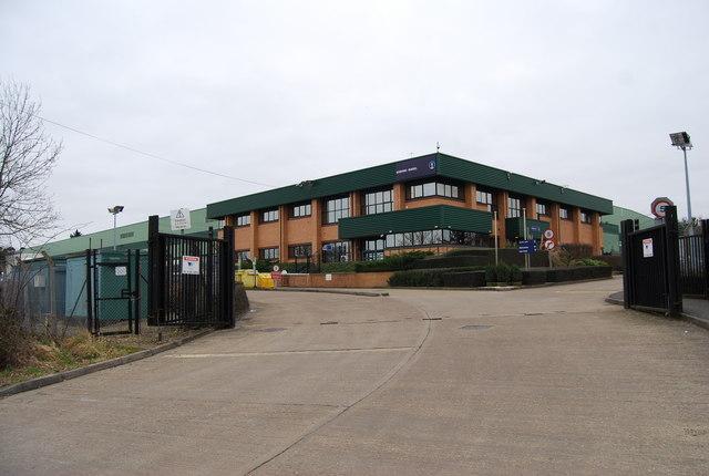 Kuehne Nagel Offices, North Farm Estate