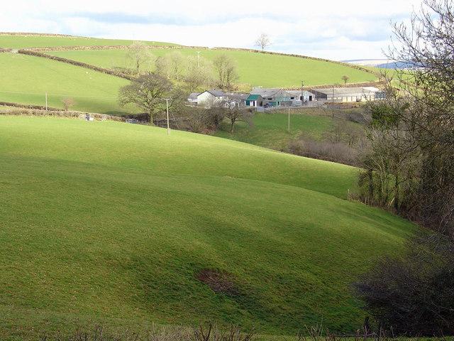 Blaen-ffrwd, Eglwysnewydd