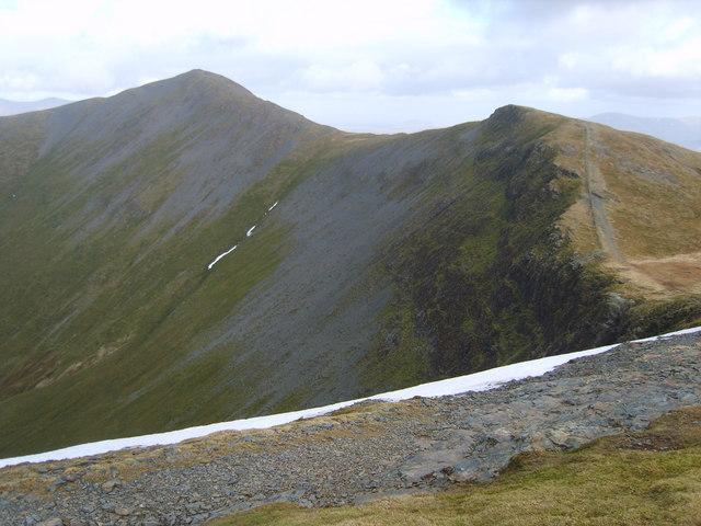 Above Hobcarton Crag