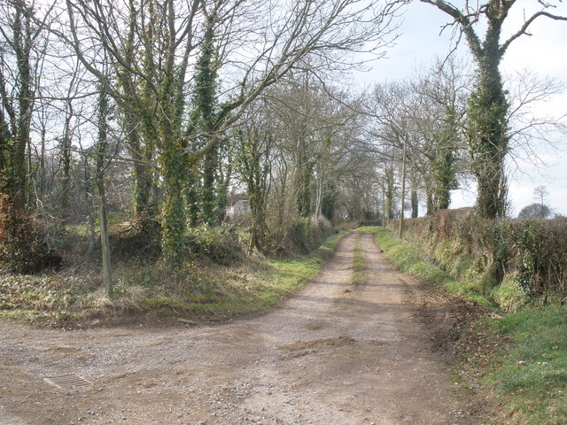 Broom's Lane, South Down